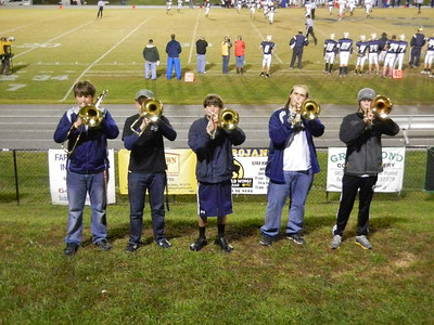 Football game vs. Warren County(Senior Night) by Sarah Becker