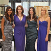 Divya Brown, Heather Pray, Melissa Fitzgerald, and Kendall Hanno