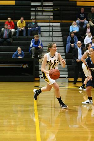 2011-2012 Centerville High School Girls Basketball