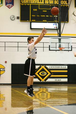 2011-11-27 Freshman Gold vs Springboro