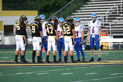 2011-09-10 Varsity vs Oakridge