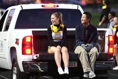 2011-10-21 Varsity vs Springfield
