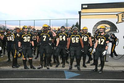 2011-10-29 Varsity vs Beavercreek