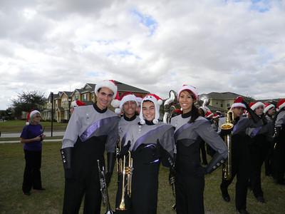 Avalon Holiday Parade 12/3/2011