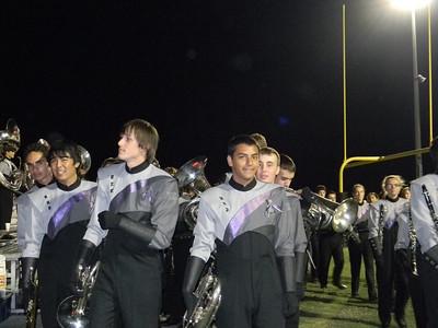 Cypress Creek/ Senior Night 11/11/2011