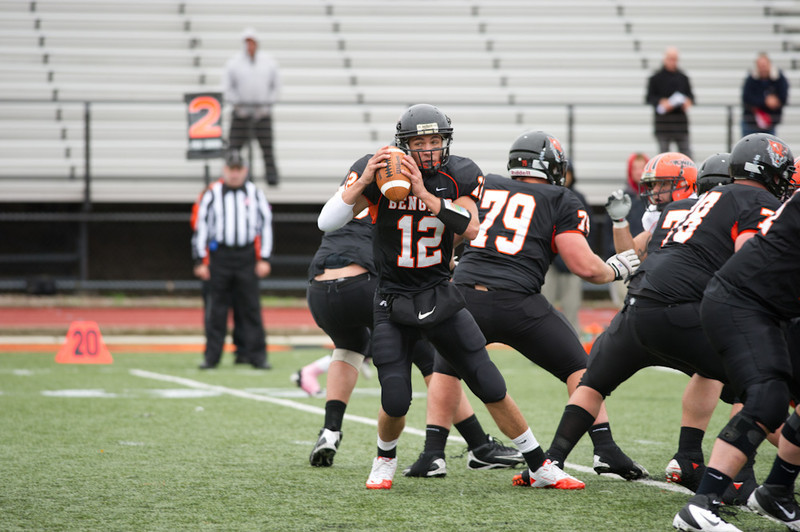 2011 Homecoming football game vs. William Paterson.