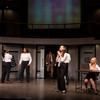 "Theater production of ""Enron""."