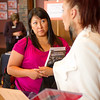 2011 Graduate School Fair hosted by the Career Development Center.