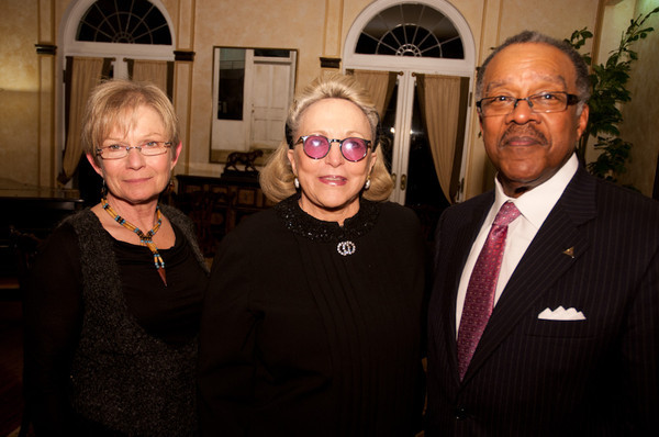 Dinner honoring Ambassador Carl Spielvogel and Dr. Barbaralee Diamonstein-Spielvogel.