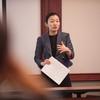 Seminar celebrating International Education Week.