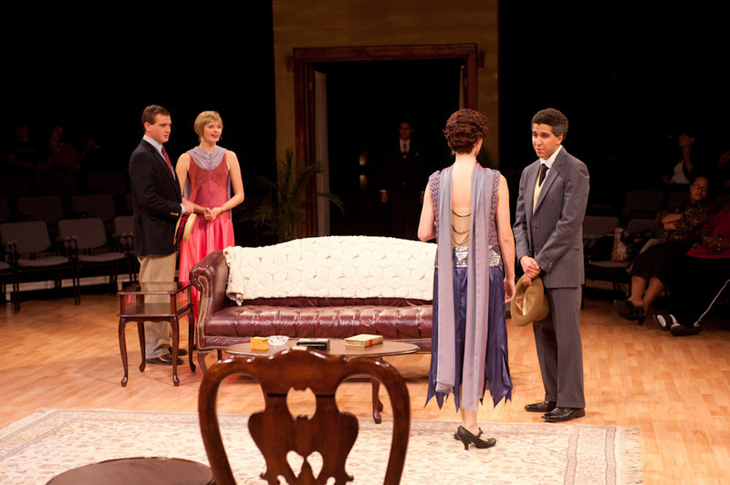 "Theater production of ""Stepmother""."