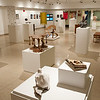 Design student show in Czurles-Nelson Gallery.