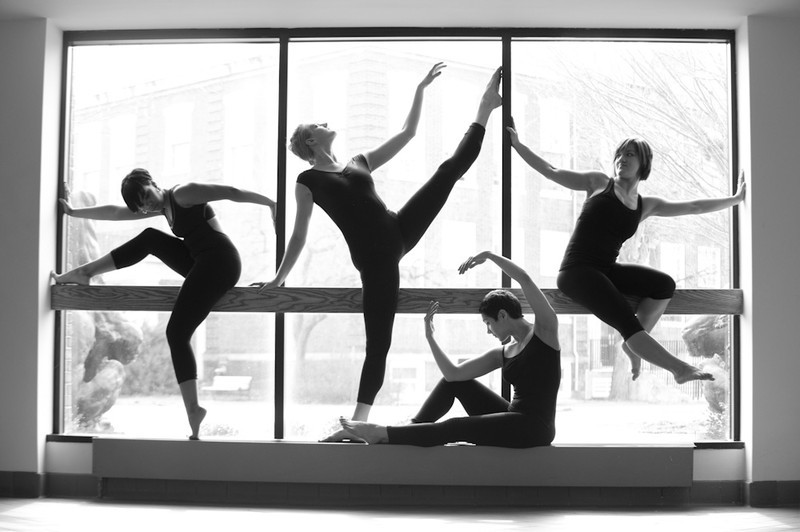Dance publicity photos.