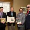 Donation of President Rockwell memorabilia for Campus House display.