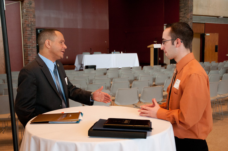 Experience 2011, job interview skills training by the Buffalo State College Career Development Center.