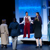 Buffalo State College student theater production of Julius Caesar.