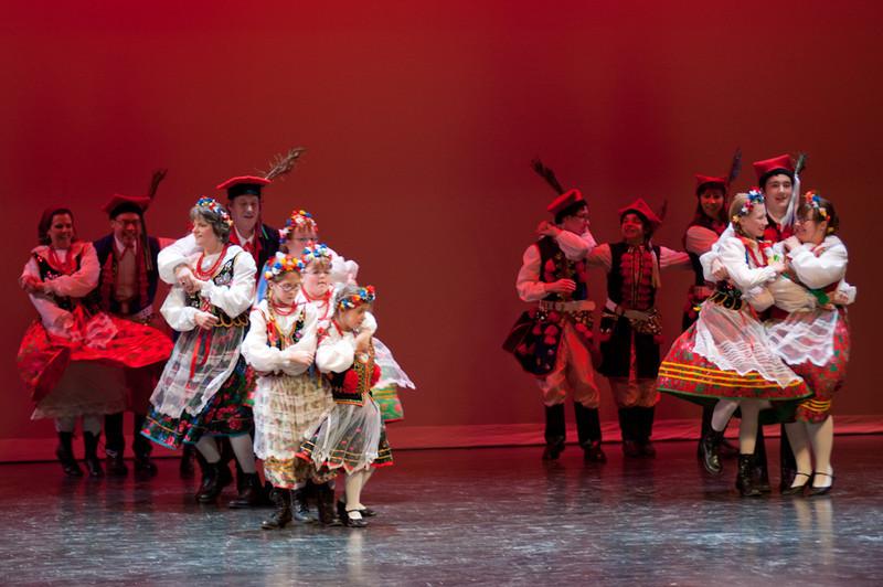 International Student Organization's cultural fiesta.