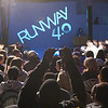 Fashion Technology Runway 4.0 fashion show at Pierce Arrow Building.