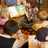 Global Book Hour reading program  Community Partnership with Buffalo State College and Wegmans.