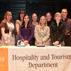 Hospitality and Tourism Ambassador Awards ceremony and reception.