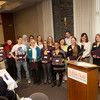 Orrange Awards lunchean for All College Honors program.