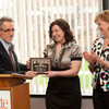 Orrange Awards lunchean for All College Honors program.