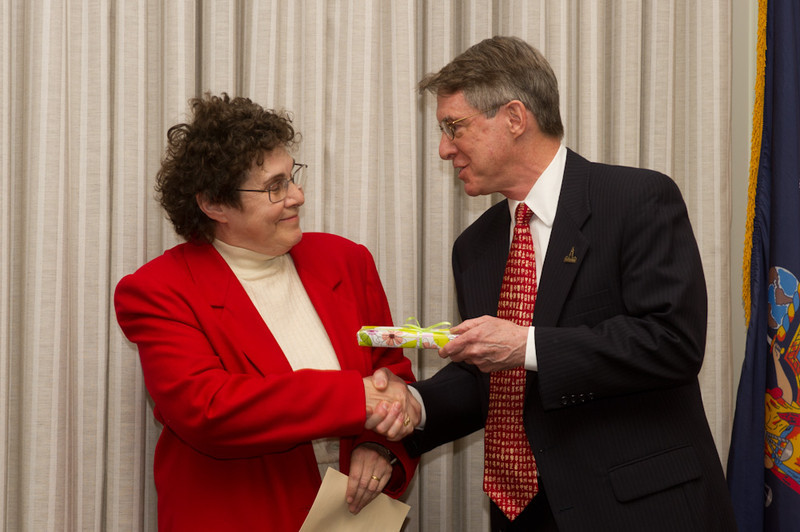 Arts and Humanities Dean's Award Ceremony.