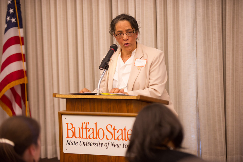Equity and Campus Diversity Awards ceremony.