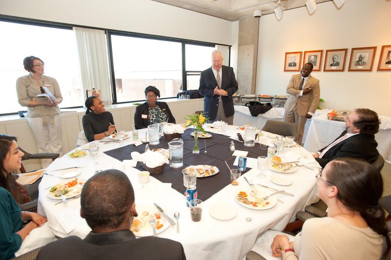 2011 Ross Kenzie Scholarship Luncheon.