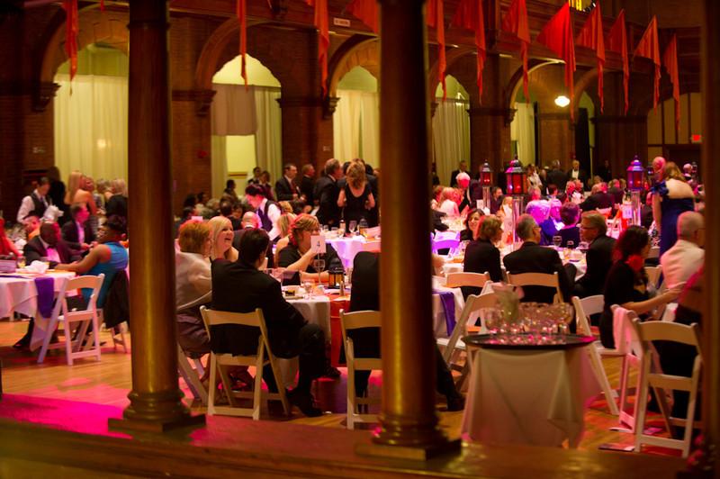 2011 All College Honors Program scholarship Gala.