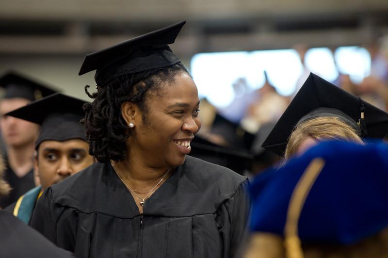2011 Buffalo State College 10am undergraduate commencement ceremony.