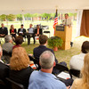 Groundbreaking for new Technology Building at Buffalo State College.