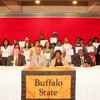 Buffalo State College Challenge Awards ceremony for McKinley Highschool students.
