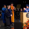 Inauguration of Buffalo State College's eight president, Aaron Podolefsky.