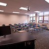 New smart classrooms for fall semester 2011.