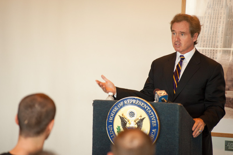 Expanding Your Market: A Small-Business Outreach Event with Congressman Brian Higgins.