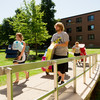 Move in day at Buffalo State College.