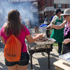 2011 Part time job fair luau presented by the Carreer Develepment Center.
