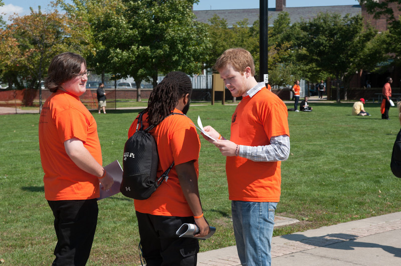 2011 Anne Frank Project at Buffalo State College.