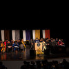 2011 Academic Convocation in Rockwell Hall.