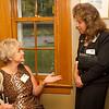 2011 Speech Language Pathology Alumni champagne social at Campus House.