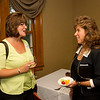 2011 Speech Language Pathology Alumni champagne social at Campus House.