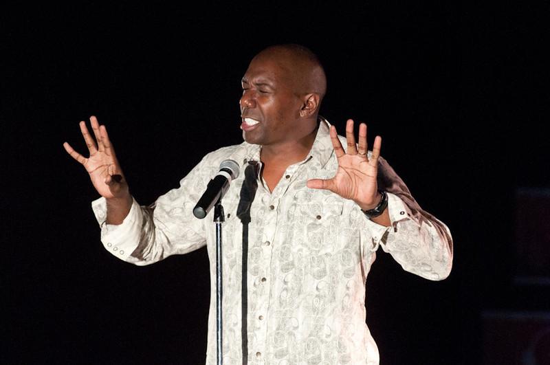 When Brothers Speak a black male Spoken Word showcase.