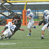 Homecoming football game vs. Hartwick.