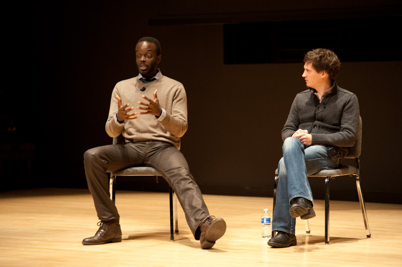 Television and Film Arts screening of two episodes of Copper, the new series from Buffalo State alum Tom Fontana. Event included a live Q&A with show writer / producer Kyle Bradstreet and actor Ato Essandoh.