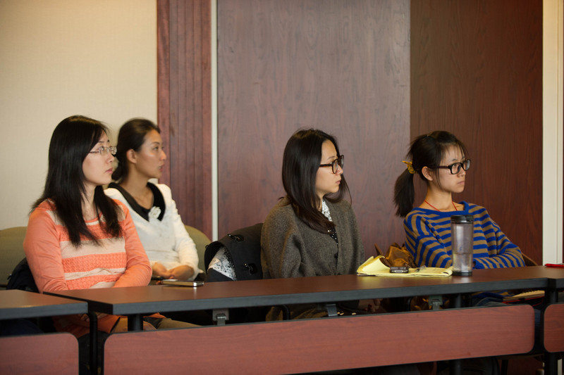International Education Week activities at Buffalo State.