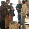 """""""Nor'easter Conference: Aesthetics and Practice in Cast Iron Art"""" held at Buffalo State."""