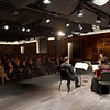 Opening of the Louis P. Ciminelli Recital Hall at Buffalo State.