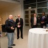 Surprise party honoring President Aaron Podolefsky for his Distinguished Alumni Award from SUNY Stoneybrook.
