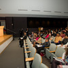 Student Support Services student recognition ceremony in Burchfield-Penney auditorium.